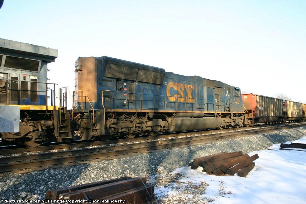 CSX 4768