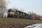 NS 2611 holds out of town