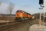BNSF 5169 takes the APP