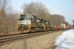 NS 9132 with a shorty