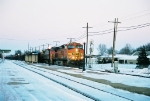BNSF 4009, 626