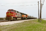 BNSF 777 and BNSF 6375