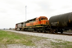 BNSF 6375 and BNSF 777