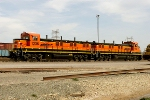 BNSF 1235 and BNSF 1232