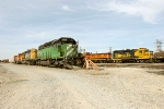FURX 7239 and BNSF 2507