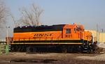 BNSF Rebuilt GP40-2
