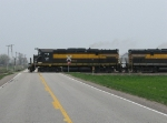 LSRC 381 leads northward across Kitchen Road