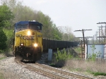 CSX 14 cruises southward with Z144-04
