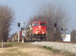 CN 2596 splits the signals