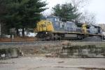 SB CSX 7327, 7719 at Princeton, In..