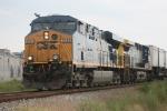 North bound CSX 5494