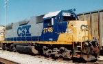 CSX GP38-2 2748
