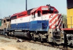 HLCX SD40-2 6207