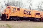 CSX U23B 9555