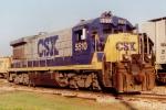 CSX B30-7 5510