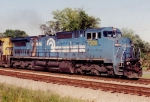CSX CW40-8 7309