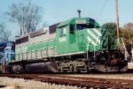 FURX SD40-2 3025