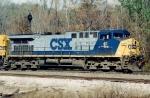 CSX CW44AC 61
