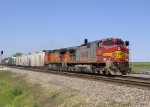 BNSF 720 and 5085