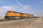 BNSF 4690, 4163, 4300, and 902