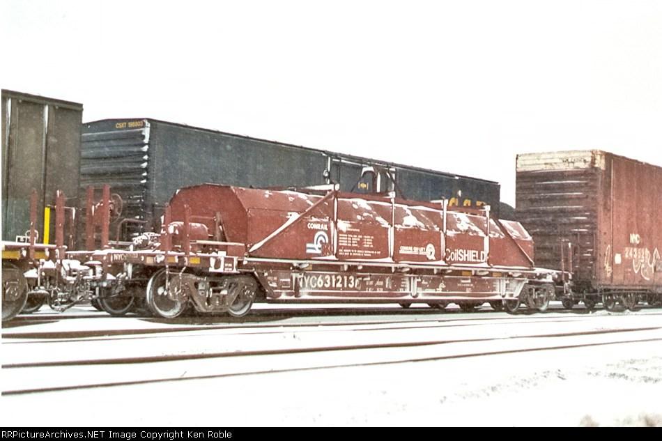 CSX(NYC) Coil shield car