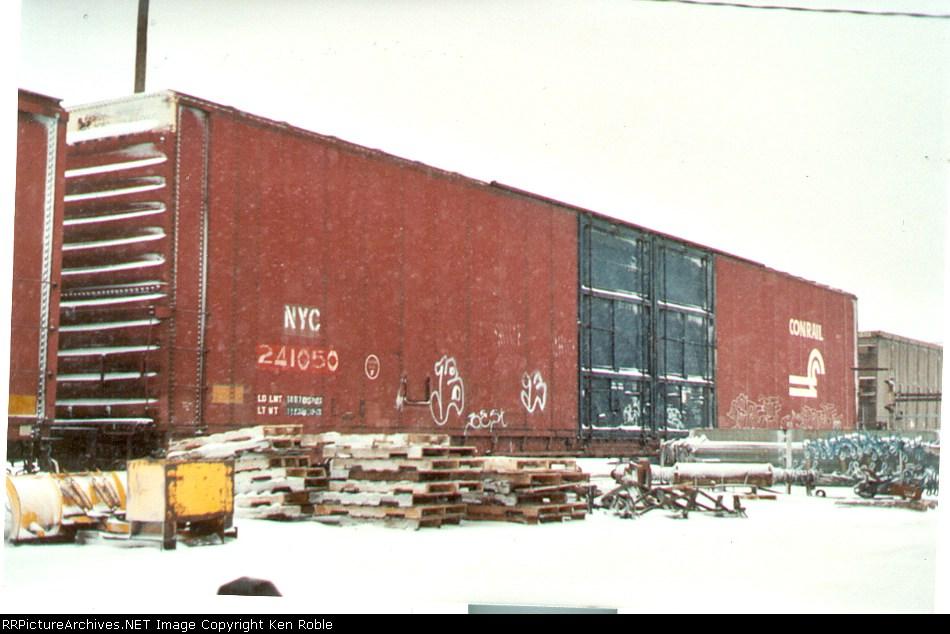 CSX-NYC boxcar
