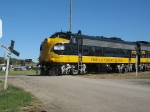 PWRY 1752 leads the Canton Cannonball back to Kolbe from Peoria