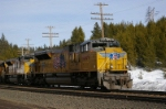 UP SD70ACe