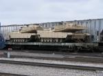 Army Train