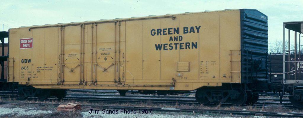 GBW 2435 1967