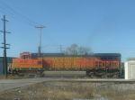 BNSF 4157