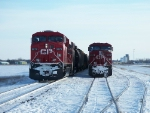 CP 8879 & 9723 in the TRF CP Yard