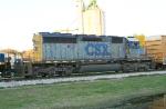CSX 8237 on Q609