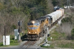 SB freight with yesterdays 606 power minus 5510