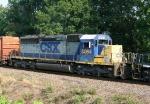 CSX 8064 on Q605