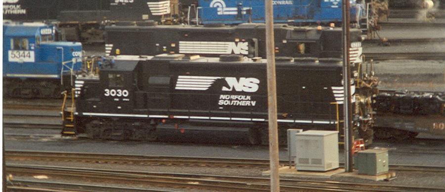 NS 3030 Horse Head. (ex-CR 3329)