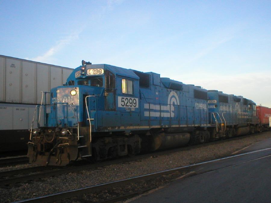 NS 5299  (ex-CR 8110, nee-PC 8110)