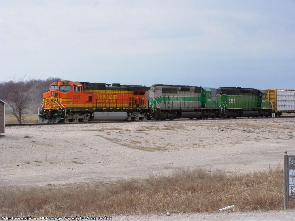 BNSF 5253