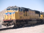 UP 4269 leads an EB doublestack ILBNO (Long Beach - New Orleans) at 11:13am