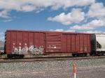 CNW 716174 in a WB manifest at 12:26pm