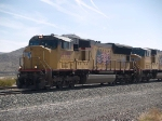 UP 4795 leads a WB autorack at 10:55am