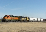 Northbound BNSF Local Industy Switcher