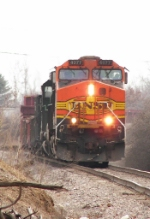 Northbound BNSF Manifest
