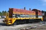 RLIX 1206/Ex-BPRR 33 In Transition