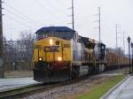 CSX 260 Leading a Herzog Train