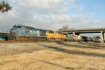 Ex Conrail in Lead