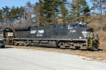 NS 500 coal train