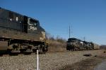 NS 9621 & 9186 meet