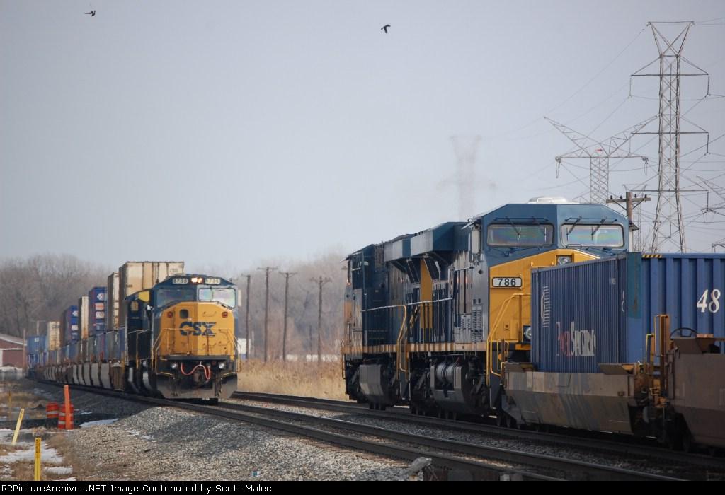 CSX Train Meet