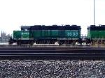 BNSF 1533